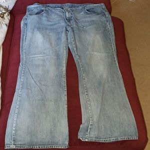 Old Navy Size 20 the flirt flare jeans